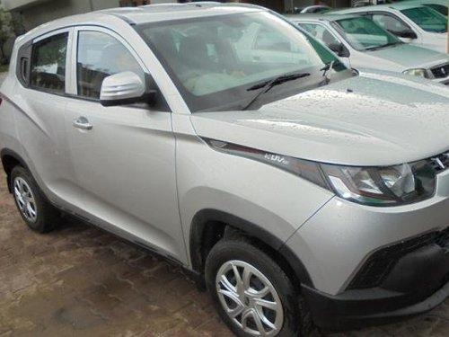 Used 2016 Mahindra KUV 100 for sale