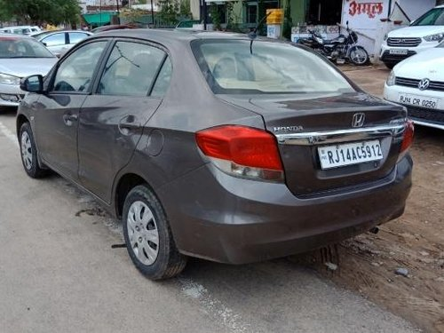 Good as new Honda Amaze S i-Vtech 2015 for sale