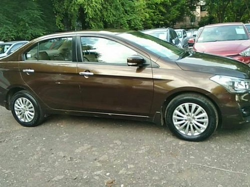 Well-maintained 2015 Maruti Suzuki Ciaz for sale
