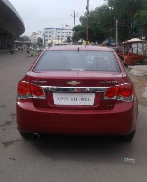Used Chevrolet Cruze car for sale at low price