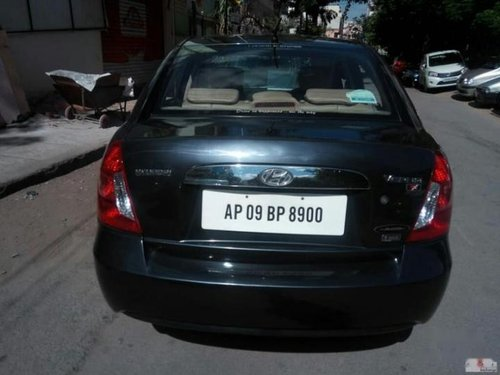 Hyundai Verna CRDi SX ABS 2008 for sale in best price-0