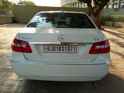 Mercedes Benz E Class 2012 in good condition for sale
