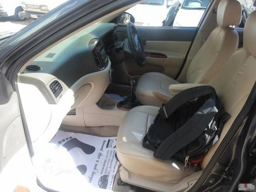 Hyundai Verna CRDi SX ABS 2008 for sale in best price-1
