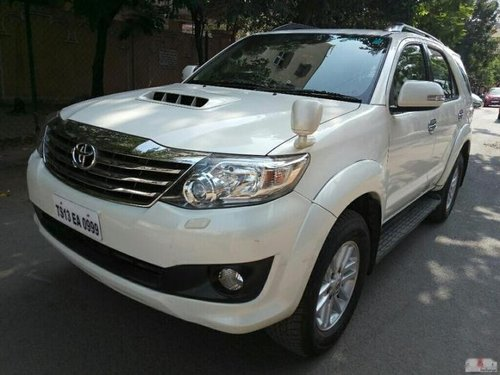 Well-kept 2014 Toyota Fortuner for sale