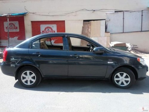 Hyundai Verna CRDi SX ABS 2008 for sale in best price-3