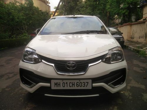 2016 Toyota Platinum Etios for sale at low price