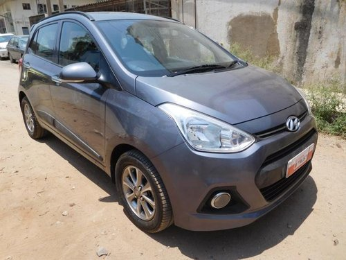 Used Hyundai Grand i10 1.2 Kappa Asta 2015 for sale-1