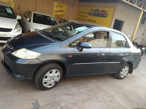 Well-maintained 2004 Honda City for sale