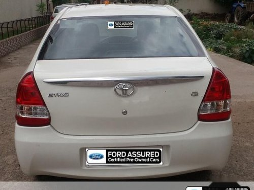 2013 Toyota Platinum Etios for sale at low price