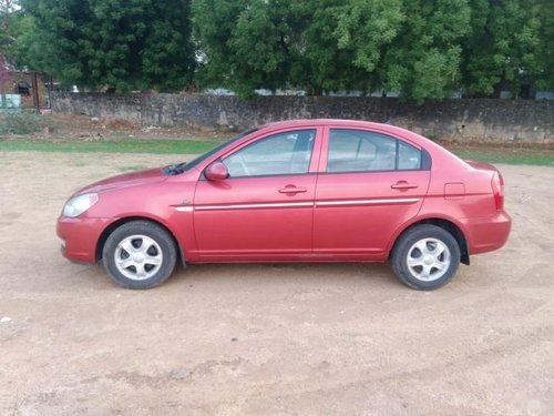 Hyundai Verna CRDi SX 2009 for sale