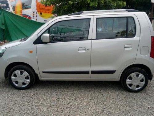 Well-kept 2016 Maruti Suzuki Wagon R for sale