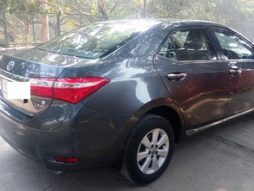 Used Toyota Corolla Altis D-4D G 2014 for sale