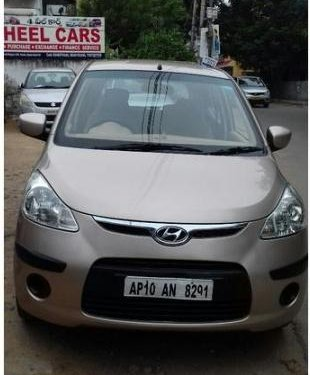 Used Hyundai i10 car for sale at low price-4