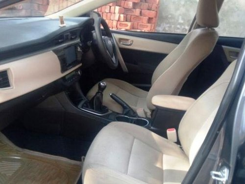 Toyota Corolla Altis D-4D G 2014 for sale