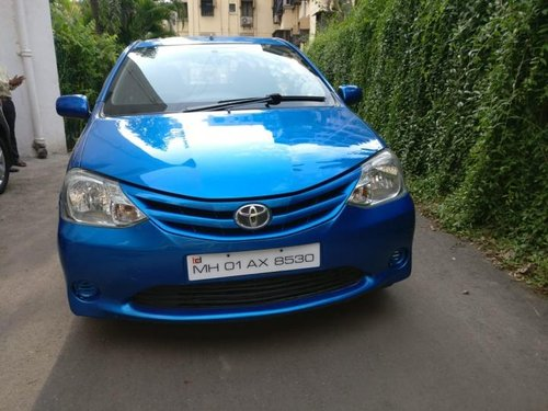 Used Toyota Platinum Etios car for sale at low price-5