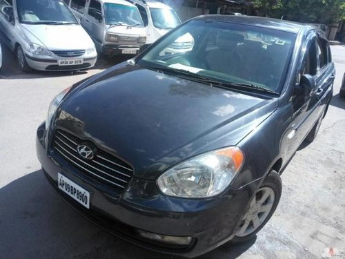 Hyundai Verna CRDi SX ABS 2008 for sale in best price