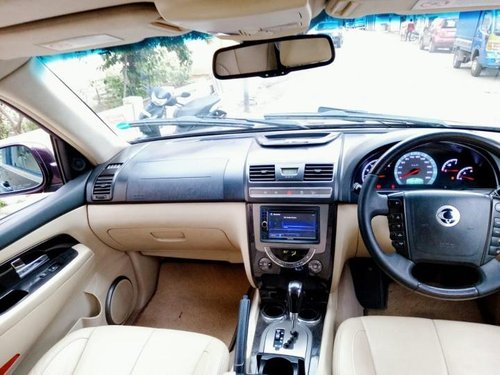 Used Mahindra Ssangyong Rexton RX7 2013 for sale