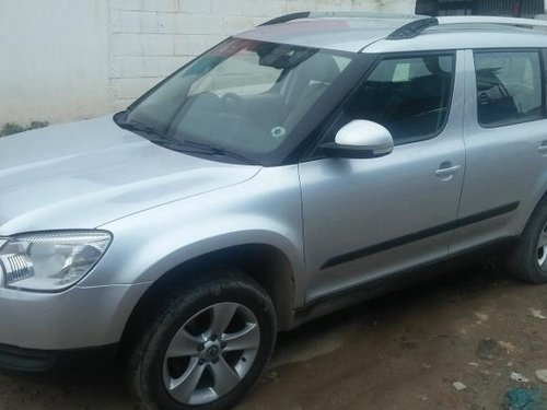 Good as new 2011 Skoda Yeti for sale