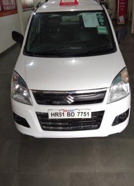 Good 2015 Maruti Suzuki Wagon R for sale at low price