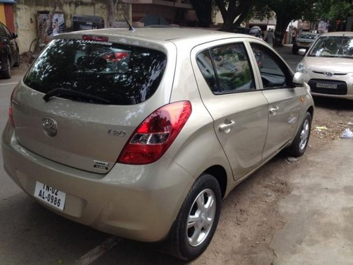 Used 2010 Hyundai i20 car at low price in Chennai