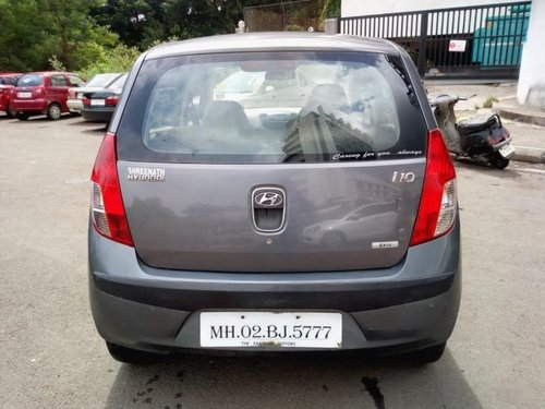 Used 2009 Hyundai i10 car at low price in Mumbai