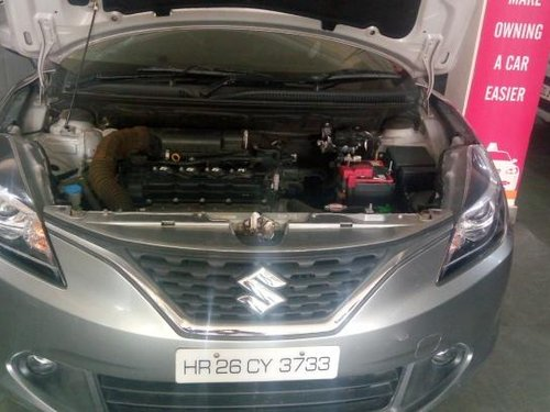 Used 2016 Maruti Suzuki Baleno car at low price-2