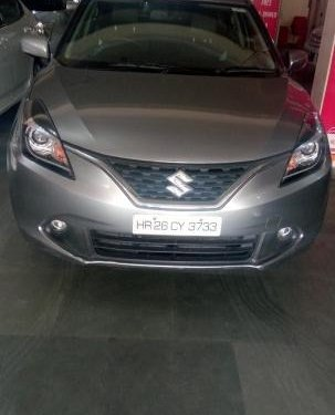 Used 2016 Maruti Suzuki Baleno car at low price