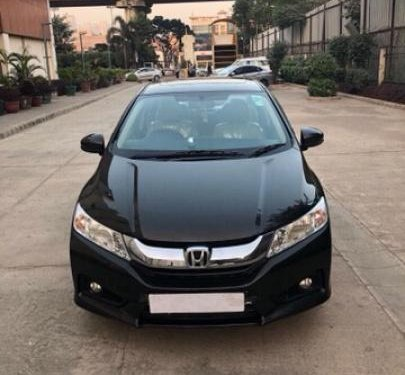 Used 2016 Honda City ZX car at low price