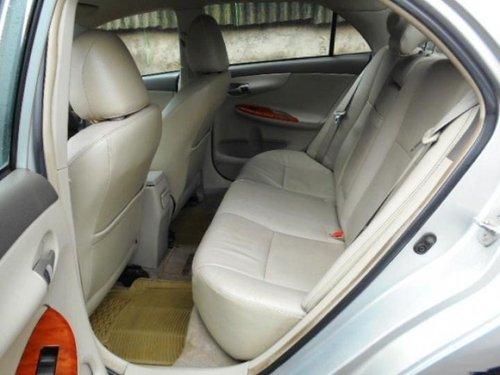 Sedan 2009 Toyota Corolla Altis for sale