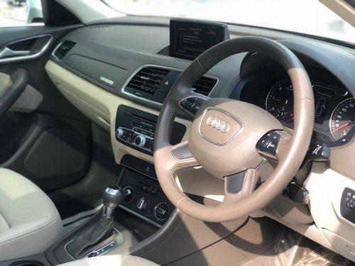 Good Audi Q3 35 TDI Quattro Premium 2013 in New Delhi