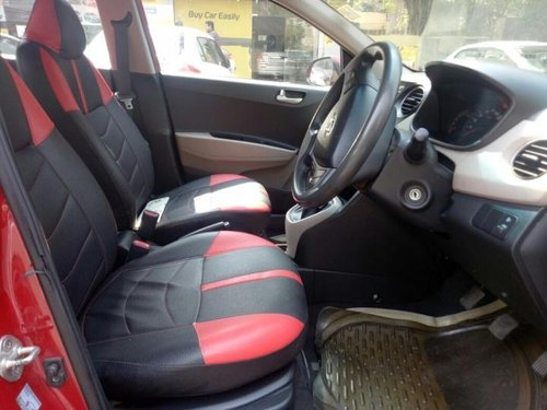 Used 2014 Hyundai Xcent for sale in Thane