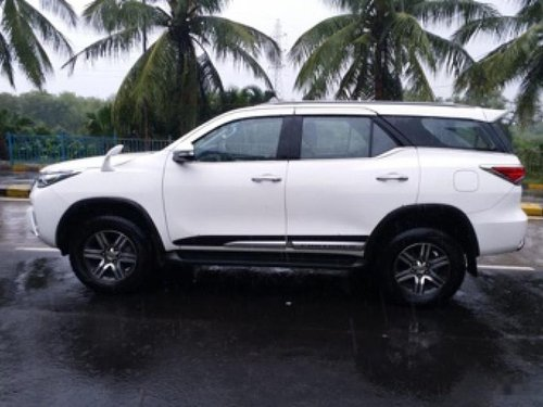 Used 2017 Toyota Fortuner for sale in Mumbai