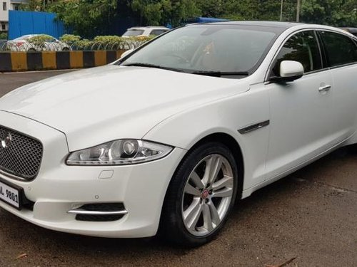 Used 2015 Jaguar XJ car at low price in Mumbai