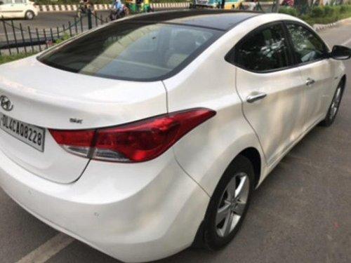 Used 2018 Hyundai Elantra car at low price