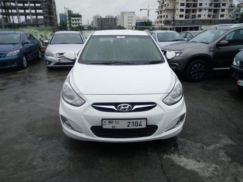 Good as new Hyundai Verna 2013 for sale in Pune