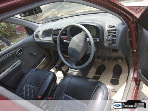 Red 2007 Maruti Suzuki Alto for sale at low price