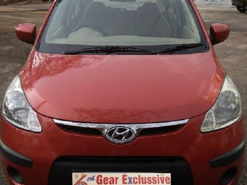 Hatchback 2010 Hyundai i10 for sale at low price