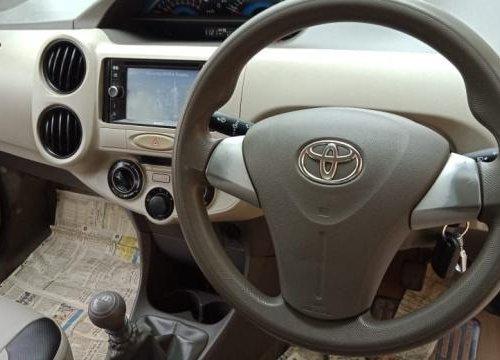 2015 Toyota Platinum Etios for sale at low price
