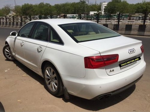 Used 2012 Audi A6 car at low price-2