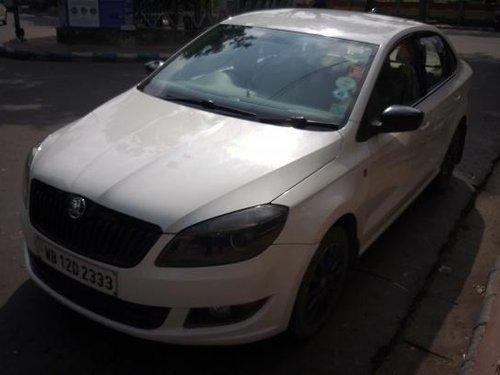 Used 2015 Skoda Rapid car at low price