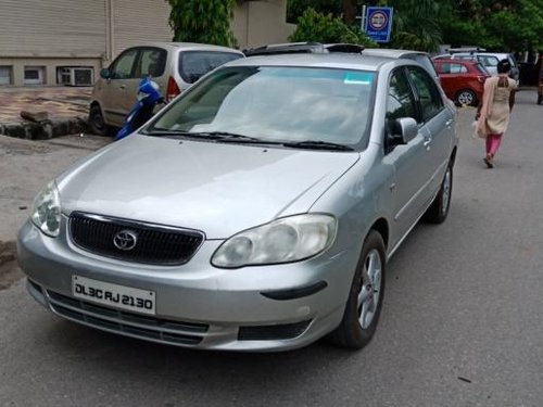 Good Toyota Corolla H2 2004 by owner