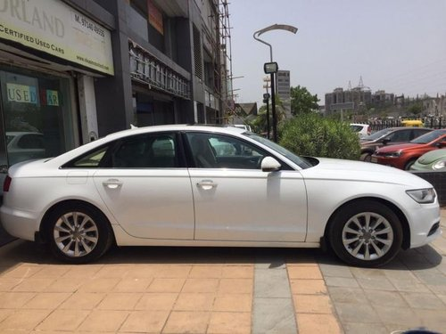 Used 2012 Audi A6 car at low price-1