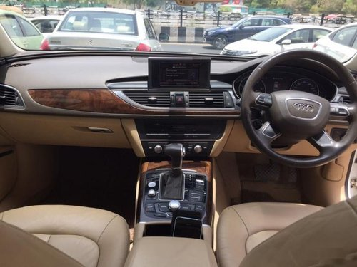 Used 2012 Audi A6 car at low price-5