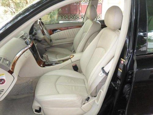 Good 2006 Mercedes Benz E Class for sale