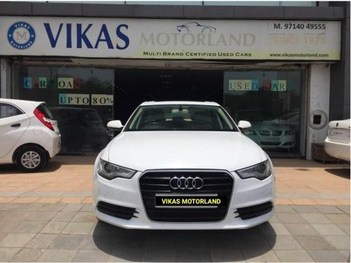 Used 2012 Audi A6 car at low price-0
