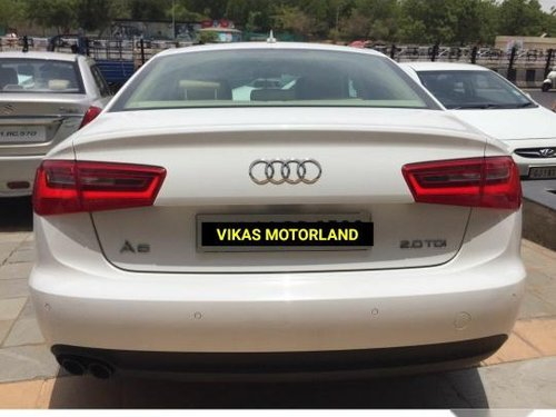 Used 2012 Audi A6 car at low price-3