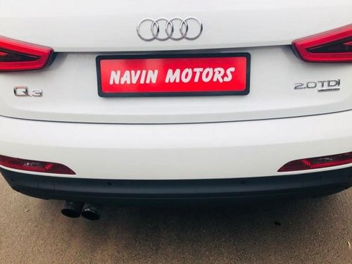 Used Audi Q3 2.0 TDI 2013 by owner