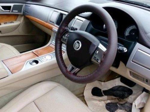 Used 2010 Jaguar XF car at low price