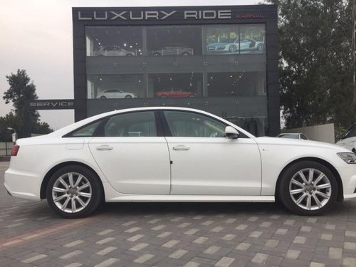 Used 2016 Audi A6 for sale