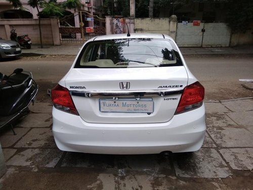 Good as new Honda Amaze 2014 in Chennai